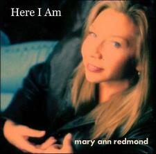 Mary Ann Redmond - Here I Am  (CD, Oct-2000, Spellbound Records) NEW