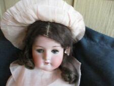 "24"" Antique Cuno & Otto Dressel 1912 German Girl Doll"