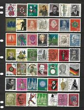 Germany stamp selection.(ref.701)
