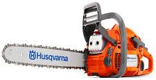 "Husqvarna 450 Rancher 18"" Bar 50.2cc 2 Cycle Gas Chainsaw, Certified Refurbished"