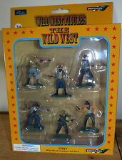 BRITAINS wild west cow-boys set Nº 1, 52013, échelle 1:32
