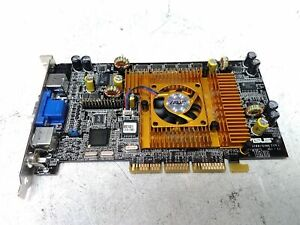 Asus V8200 Deluxe nVidia GeForce3 64MB APG Video Graphics Card