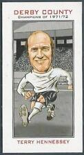 DERBY COUNTY CHAMPIONS OF 1971-72- #05-TERRY HENNESSEY