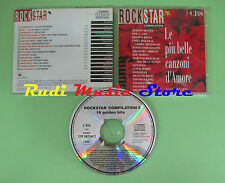 CD ROCKSTAR 5 CANZONI AMORE compilation PROMO 1990 ALISON MOYET DEE C LEE (C21*)