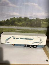 Tekno M Van Veen Transport Trailer 1/50 Scale