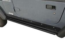 For Jeep Wrangler Tj 97-06 New Rocker Panels Textured Black  X 11504.15