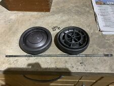 Dyson DC 14 Wheels,Axle And Washers .Original Parts.