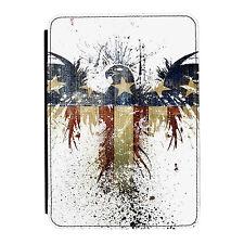 American Eagle Bandera USA Kindle Paperwhite Toque PU Funda Libro de Piel