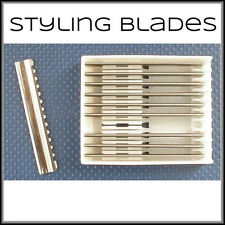 Salon Hairdressing Blades Hair Shaping Blade Styling Razor Feather Compatible
