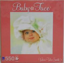 2009 Sure-Lox ~ Baby Face by Valerie Tabor Smith ~ 550 Piece Puzzle ~ New