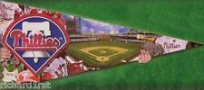 Jigsaw puzzle MLB Philadelphia Phillies in the shape of a pennant 300 piece NEW