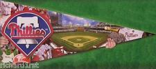 Jigsaw puzzle MLB Philadelphia Phillies in the shape of a pennant 300 piece NIB