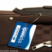 TripNeeds Global Luggage Tracker Protect from lost luggage handbags Laptop & bag