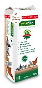20KG Easichick bedding - Branded Packaging - *Next day Delivery*