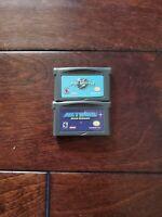 Nintendo Gameboy GBA Metroid Fusion / Metroid Zero Mission .Repros.