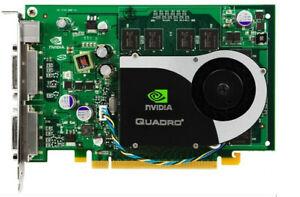 NVIDIA Quadro FX 1700 512 MB DDR2 DVI *2 PCI Express Graphics Video Cards