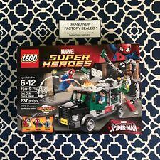 LEGO Marvel Super Heroes Doc Ock Truck Heist (76015) *BRAND NEW SEALED*