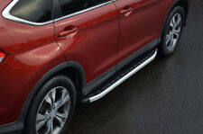 Aluminium Side Steps Barres Marchepieds pour s'adapter HONDA CR-V (2012+)