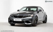 BMW M2 // Mineral Grey // 2017