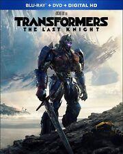 Transformers: The Last Knight (Blu-Ray+Dvd+Digital Hd)