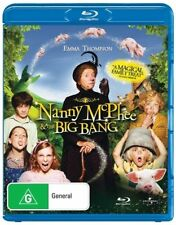 Nanny Mcphee And The Big Bang - Blu-ray, 2010 (VGC) Aus Region B