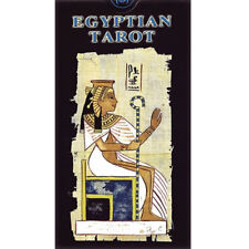 Egyptian Tarot Deck Cards NEW IN BOX by Lo Scarabeo (2000) Ancient Egypt