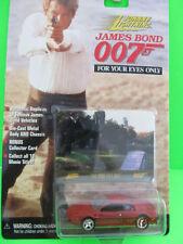 Johnny Lightning James Bond Diecast Cars