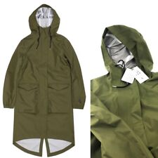 NIKELAB NIKE WOMEN'S ESSENTIALS STORM-FIT PARKA JACKET LEGION GREEN 841582-331