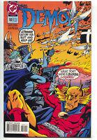 Demon 55 DC 1995 NM- Garth Ennis Jason Blood