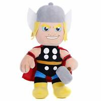 OFFICIAL MARVEL AVENGERS THOR OLD STYLE PLUSH SOFT TOY TEDDY NEW WITH TAGS