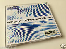 Grönemeyer, Herbert / Groenemeyer: Mensch Maxi CD Single