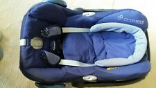 MAXI-COSI CABRIOFIX IMPECCABLE 0-12 Months 0-13 kg + LIFE GUARANTEE, USED TWICE