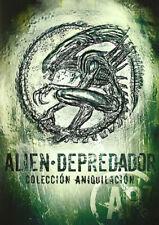 Alien / Predator Annihilation Collection NEW PAL 7-DVD Box Set