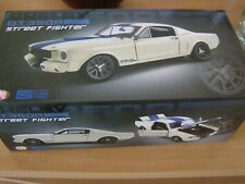 ACME 1/18 FORD MUSTANG SHELBY GT 350 STREET FIGHTER no ERTL OTTOMOBILE NOREV
