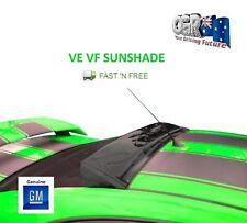 Rear Window Sunshade Visor VE VF Spoiler HSV Commodore Genuine Holden 92174822