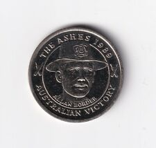 New listing CRICKET: 1989 THE ASHES AUSTRALIAN VICTORY ALLAN BORDER COMMEMORATIVE MEDAL