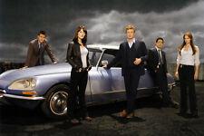 Amanda Righetti Robin Tunney Simon Baker Citreon DS car The Mentalist TV Poster