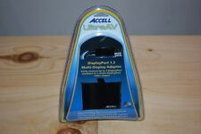 Accell Display port 1.2 to HDMI Multi-Display Video Splitter MST Hub - 3 HDMI