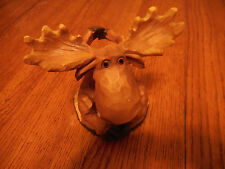 Moose Tabletop Wine Bottle Holder