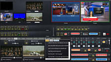 Video Switcher with live streaming