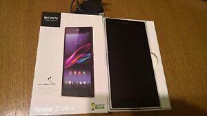 Sony  Xperia Z Ultra C6833 - 16GB -Weiss (Ohne Simlock) Smartphone