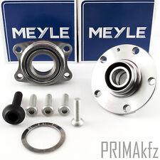 2x Meyle Hub+Wheel Bearing Kit Front Audi A4 B6 B7 A6 C5 Seat Exeo 3R Exeo St
