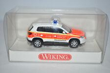 """Wiking 601 19 Volkswagen Tiguan (""""Feuerwehr Herborn"""") for Marklin -NEW w/BOX"""