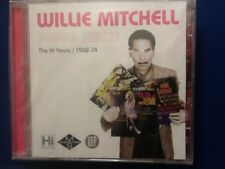 WILLIE. MITCHELL.       THE. HI. YEARS.   1962. -  1974.      TWO COMPACT DISCS