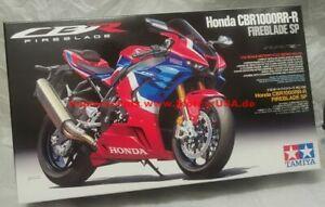 Tamiya 14138 1/12 Honda CBR1000RR-R Fireblade Sp