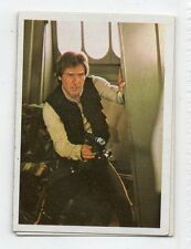 "STAR WARS ""EL RETORNO DEL JEDI"" SPANISH TRADING CARD BY PACOSA DOS - NUMBER 154"