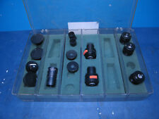 Lot of Misc. Microscope Eyepieces and other Parts Eye Pieces Ocular Ao