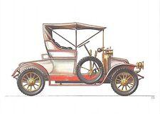 B99407 renault voiturette 1911  germany oldtimer car voiture