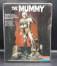 SEALED 1980s vintage Monogram the MUMMY monster model kit unbuilt/unopened WOW!!