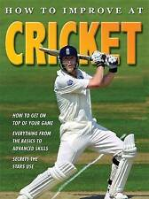 How to Improve at Cricket (How to Improve At... (Ticktock))-ExLibrary